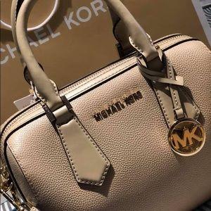 Michael Kors Hayes Small Duffle Bag